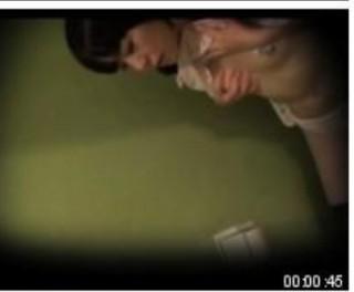 自宅のトイレに隠しカメラを設置したらいもうとがオナニーしてた